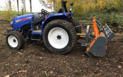 Broyage et Nettoyage de terrain
