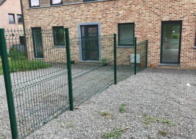 2 Clôture - Panneaux rigides - Laurent Hubert - Aménagement extérieur
