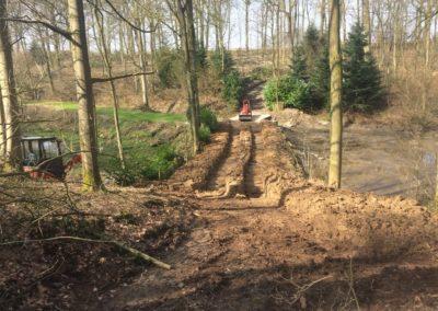 3 Terrassement - Piste - Chemin d_accès - Empierrement - Laurent Hubert - Aménagement extérieur