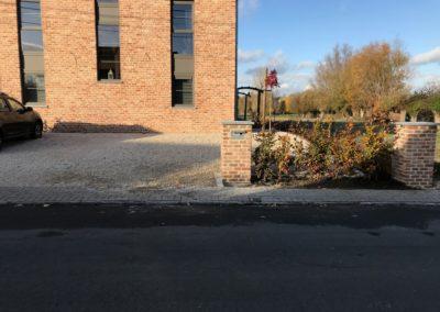 39 Aménagement parking - Devanture - Aménagement extérieur - Laurent Hubert