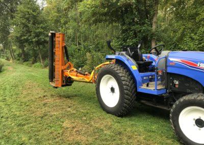 4 Broyage forestier -Gyrobroyeur -Gyrobroyage - Entretien de talus - Aménagement extérieur - Laurent Hubert
